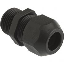 Synthetic short entry thread metric - RAL Black 9005 - 24 * 29 * 15 - 1545.20.1.08