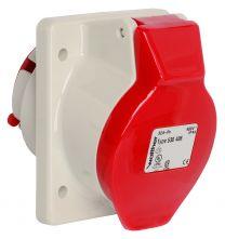 Panel Mounting Socket Angled - Size - 75*90*76 - 530406