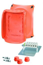 EnyCase FK Polycarbonate Cable Junction Boxes - 210X155X92 - FK 1606