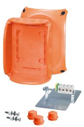 EnyCase FK Polycarbonate Cable Junction Boxes - 210X155X92 - FK 1610