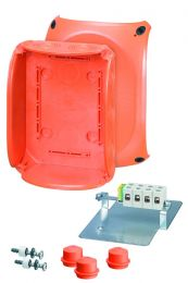 EnyCase FK Polycarbonate Cable Junction Boxes - 210X155X92 - FK 1616