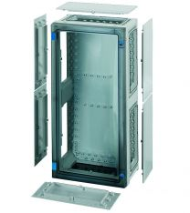 ENYSTAR FP polycarbonate Empty enclosures with closing plates - 276*546*186 - FP 0311