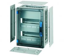ENYSTAR FP polycarbonate Circuit breaker boxes with closing plates - 276*366*186