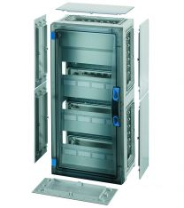 ENYSTAR FP polycarbonate Circuit breaker boxes with closing plates - 276*546*186