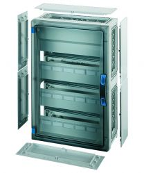 ENYSTAR FP polycarbonate Circuit breaker boxes with closing plates - 366*546*186