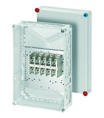 EnyCase DK polypropylene Cable Junction Boxes -  300X450X170 - K 1205