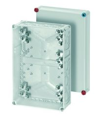 EnyCase DK polypropylene Cable Junction Boxes -  300X450X170 - K 7005
