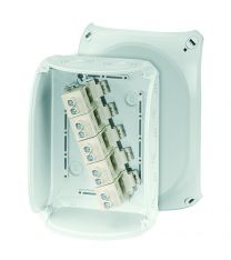 EnyCase Thermoplastic Cable Junction Boxes - With Terminal -  155 X 210 X 92 - KF 1616 G