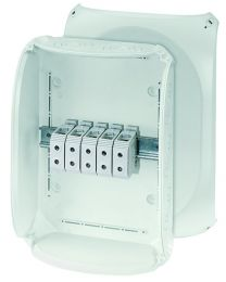 EnyCase Thermoplastic Cable Junction Boxes - With Terminal -  255 X 355 X 122